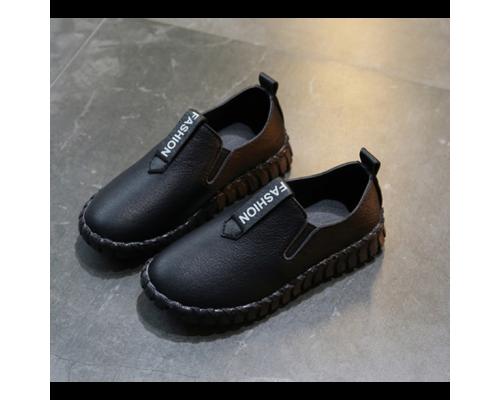 Туфлі дитячі PU-шкіра Fashion чорні