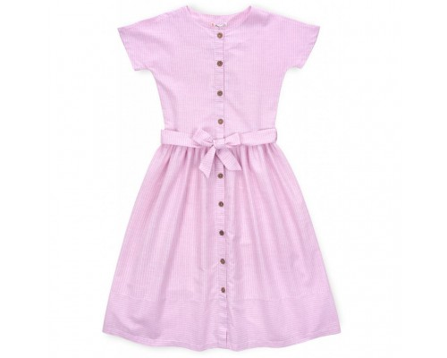Плаття Bushra у смужку (201015-164G-pink)