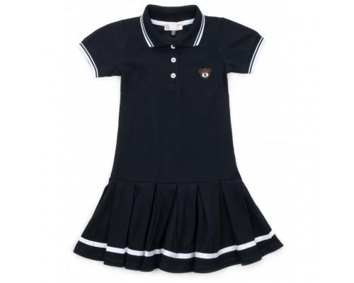 Плаття NA поло (1045-Д-128G-blue)