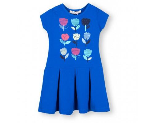 Плаття SOOBE з тюльпанами (15YKCELB927-80G-blue)