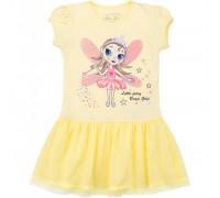 Плаття Breeze з феєчкою (6562-110G-yellow)