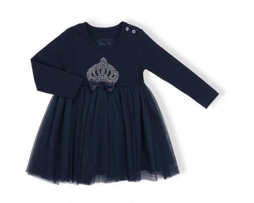 Плаття Breeze з коронкою (10428-98G-blue)