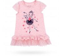 Плаття Breeze з балеринкою (10735-92G-peach)