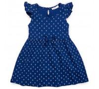 Плаття Breeze з якорями (11147-110G-blue)