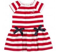 Плаття Babyjoy в полоску (11813-86G-red)