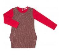Плаття Breeze з паєтками (8643-110G-red)
