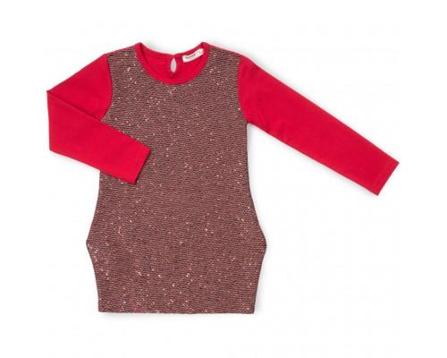 Плаття Breeze з паєтками (8643-116G-red)