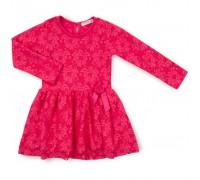 Плаття Breeze мереживне (13959-116G-pink)