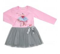 Плаття Breeze з фатіновой спідницею (12710-128G-pink)