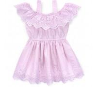 Плаття Bushra з вишивкою (201034-110G-pink)
