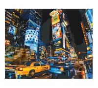 """Картина Міський пейзаж """"Вулицями Нью-Йорка 2"""" 40*50см KHO2185"""