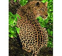 "Картина. Тварини, птахи ""Леопард"" 40*50см KHO4101"
