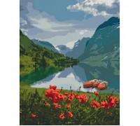 """Картина. """"Краса Норвегії"""" 40*50см KHO2256"""