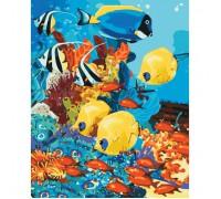 """Картина. Тварини, птахи """"Морське царство"""" 40*50см KHO4075"""