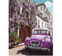"""Картина. """"Чарівний Париж"""" 40*50см KHO3556"""