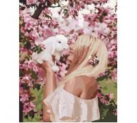 """Картина. """"Весняна ніжність"""" 40*50см KHO4616"""