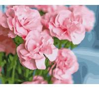 """Картина. Brushme """"Рожева камелія"""" GX30095"""