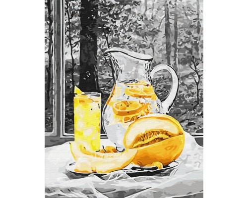 """Картина. Brushme """"Лимонад"""" GX29751"""