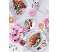 """Картина. Brushme """"Сніданок по-французьки"""" GX23709"""