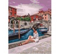"""Картина. """"Дивовижна Венеція"""" 40 * 50см KHO4658"""