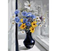 """Картина. Brushme """"Букет польових квітів"""" GX7994"""