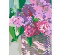 """Картина. Rosa """"Ніжні гіацинти"""" 35х45см N00013294"""
