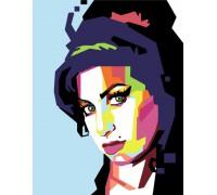"""Картина. Rosa """"Еммі Вайгауз"""" 35х45см N00013157"""