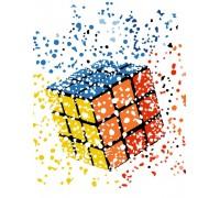 """Картина. Rosa """"Кубик Рубіка"""" 35х45см N00013186"""