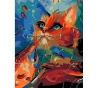 """Картина. Rosa """"Bright Cat"""" 35х45см N00013219"""