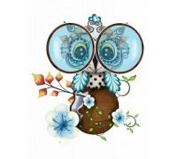 "Картина. Rosa ""Cute Owl"" 35х45см N00013210"