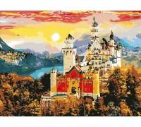 """Картина. Art Craft """"Осінній замок"""" 10602"""