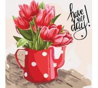 "Картина. Art Craft ""Have a nice day"" 40 * 40 см 12108"