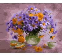"""Картина. Art Craft """"Польовий натюрморт"""" 40*50 см 12113"""