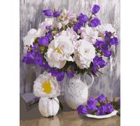 """Картина. Art Craft """"Квіткове розмаїття"""" 40*50 см 12109"""