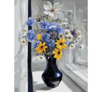 """Картина. Art Craft """"Польові квіти"""" 40*50 см 12111"""