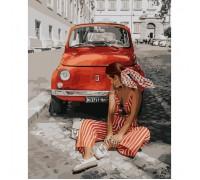 """Картина """"Літо в Монако"""" 40*50см KHO4715"""