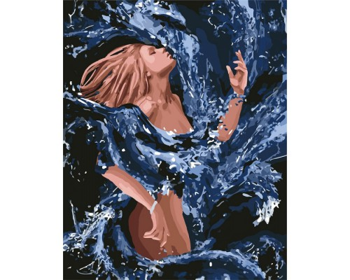 """Картина """"Стихія води"""" 40*50см KHO4720"""
