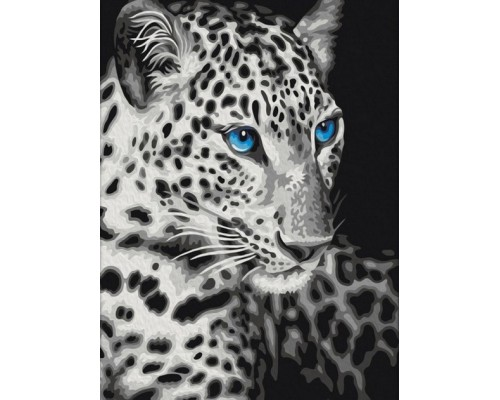 "Картина. Brushme ""Блакитноокий тигр"" GX22284"