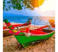 "Картина. Art Craft ""На узбережжі Таїланду"" 40 * 40 см 10515-АС"