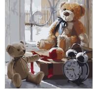 "Картина ""Іграшки дитинства 2"" 30*30см KHO2333"