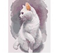 """Картина """"Тендітний кіт"""" 40*50см KHO4181"""