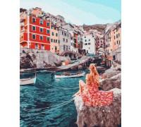 """Картина. Rainbow Art """"Міський канал"""" GX31830-RA"""