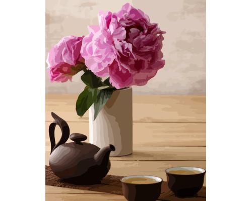 """Картина. Art Craft """"Чайна церемонія"""" 40 * 50 см 12122-AC"""