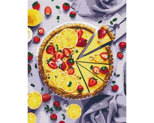 """Картина. """"Лимонний пиріг"""" 40*50см KHO5594"""