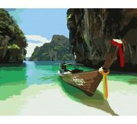 """Картина. Art Craft """"Пхукет. Таїланд"""" 40*50 см 10526-AC"""