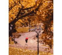 """Картина. Brushme """"Осінній парк"""" GX25398"""