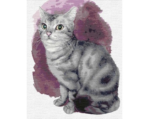 """Картина. """"Маленьке кошеня"""" 40 * 50см KHO4187"""