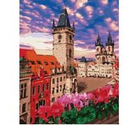 """Картина """"Неймовірна Прага"""" 40 * 50 см KHO3574"""