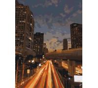"Картина. Art Craft ""Нічний Бангкок"" 40 * 50 см 11213-AC"