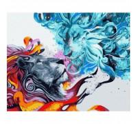 """Картина. Rainbow Art """"Лід і полум'я"""" GX32435-RA"""